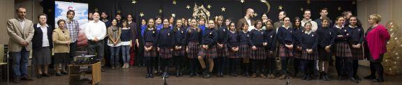 Ganadores del I Certamen Regional de Música  para la Liturgia