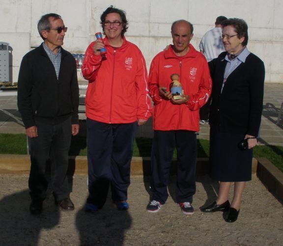 Foto de la entrega de premios